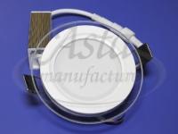 Светодиодный светильник LY 501, 12W, d 160х125, 4000 K (нейтральный)