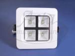 Светодиодный светильник J-18 4 W, d 100х90, 4000 К