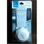 12-05 Лампа LED для н/п светильника до 180 мм, 220В, 12Вт, 24SMD 5730, х/б 6400К, 320LM.