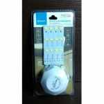 12-08 Лампа LED для н/п светильника до 180 мм, 220В, 12Вт, 24SMD 5730, х/б 4000К, 320LM.