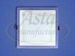 Светильник LED LF 401 18W, 200х165, 4000 К