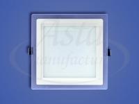Светильник LED LF 401 18W, 200х165, 3000 К
