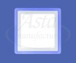 Светильник LED LPL 18+6 W, 246х200, 4000 К, синий