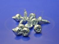 Саморезы «клоп» цинк 3,5х9,5 мм