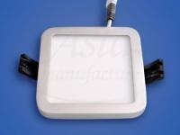 Светодиодный светильник LF 708 Chrome, 6 W, d 90х75, 4000 K (нейтральный)