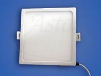 Светодиодный светильник LF 27, 8 W, d 95х75, 4000 K (нейтральный)