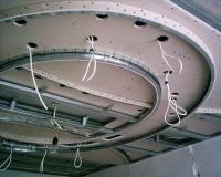 Потолочная конструкция Эллипс