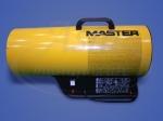 Аренда инструмента. Газовая тепловая пушка Master BLP 33 M