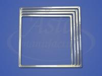 Термоквадрат прозрачный LED 170x170, 180x180, 190x190, 200x200, 220x220, 225x225, 250x250