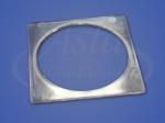 Термоквадрат прозрачный 80х80 мм