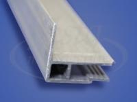 Профиль универсальный алюминиевый 2,5м