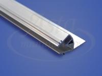 Профиль соединительный алюминиевый вертикальный СП2 2,5м