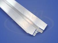 Профиль разделительный «угловой» алюминиевый 2,5м