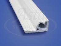 Профиль ПВХ «Прищепка» потолочный с отверстиями Descor, Clipso 2,6м