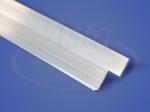 Профиль отбойник Z образный алюминиевый 2,5 м