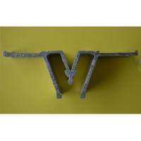 Разделитель гарпунный алюминиевый W-обр С запилом