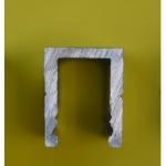 (9 отверстий) Профиль клиновой перфорированный 2м/п