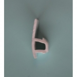 Вставка SM в гарпунный профиль (хвостик 6 мм)