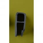 Профиль ПВХ стеновой гарпунный перфорированный (2,5м)