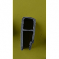 Профиль ПВХ стеновой гарпунный перфорированный (1,25м)