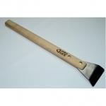 Лопатка гарпунная дерево 45*, длинная ручка РКК