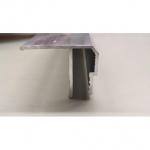 Профиль алюминиевый потолочный F-образный Без запила
