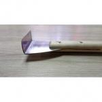 Лопатка гарпунная дерево 90*,РКК, длинная ручка
