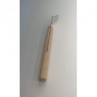 Лопатка перьевая прямая 45 градусов